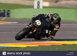 Andrea Dovizioso of Italy Moto GP 2011 - Valencia Circuit - testing Stock  Photo - Alamy