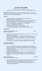 General Medical Assistant Sample Resumes A Good Resume Example