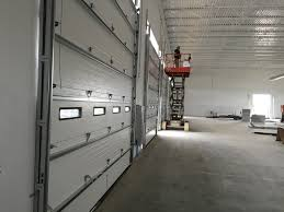 warehouse commercial garage doors