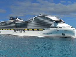 Biggest Cruise Ship In The World Announced By Msc Cruises