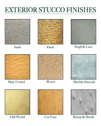 Exterior Stucco Color Chart Stucco Color Selection In San Jose Stucco Supply Co