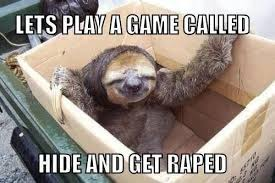 Fav sloth memes, devoted to my friend, Heather. She hates sloths ... via Relatably.com