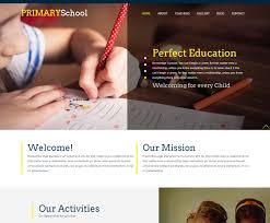 Kids School Website Template 25 Free Kindergarten Website Template Based On Bootstrap