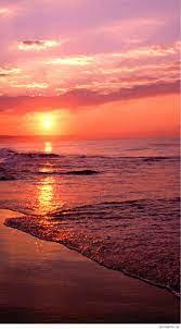 Top sunset beach phone wallpaper free ...