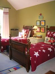Boys Bedroom Color Creating A Powerful Red Bedroom Color Scheme Wisma Home