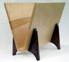 Magazine Rack Woodworking Plan