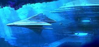 SPEEDPAINT Underwater Base by ANTIFAN REAL on DeviantArt