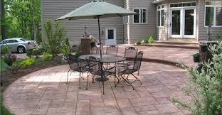 Wonderful patio design plans exterior decor images patio designs tips for placement and layout plans for concrete
