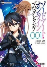 sword art progressive volume 01