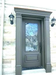 replacing door frame replace exterior door trim how to replace door frame medium image for exterior replacing door frame