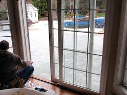 sliding glass door panel replacement stupendous replace door with french concept wonderful replacing repairing sliding glass sliding glass