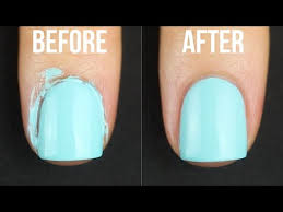 how to clean up your manicure nail polish
