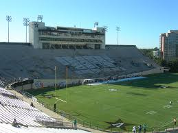 Vanderbilt Stadium Nashville Tennessee Opened In 1981 On
