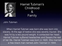 gavin harriet tubman s