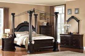 queen canopy bedroom furniture sets roman empire iii bedroom collection in dark cherry rustic bedroom furniture