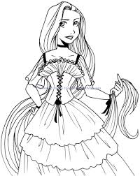 Disney Baby Princesses Coloring Pages Princess Ariel Of 1 Characters