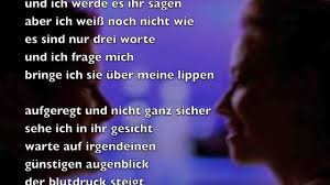 Für Dich Bernd Töpfer Gedicht 275 Youtube