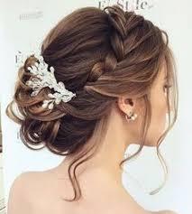 Cheveux Chignons Pour Les Demoiselles Dhonneur De Mariage