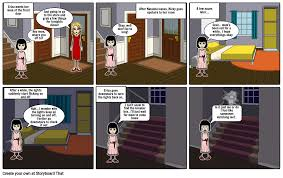 Lights Out Animation Lights Out Storyboard By Amrit224