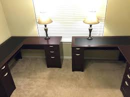 home office two desks. Home Office Desks For Two People Best Ideas About Person Desk On 2 . R