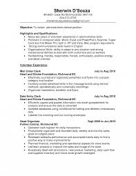 Stock Clerk Resume Examples Warehouse Sample Retail Example Fortail