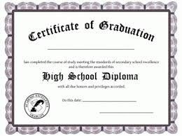 Download 15 High School Diploma Template With Seal Maximize Your