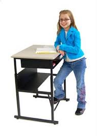 standing desk for school. Contemporary Desk 2000s The New Millenium Standing Desk School Desk 2000s In For W