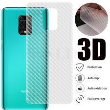 Best Price #8d66 - <b>5Pcs 3D Carbon</b> Fiber Screen Protector For ...