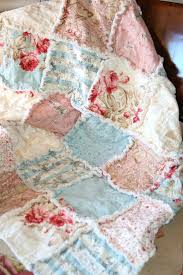shabby chic bedding quilts shabby chic bedding sets baby girl rag quilt shabby chic french