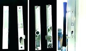 pella door locks storm door lock sliding glass door lock t window patio repair parts