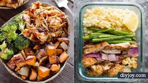 Weekly Lunch Prep Meal Prep Ideas 34 Easy Weekly Meals Prep Recipes
