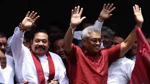 Image result for Gotabaya Rajapaksa became the 8th President of Sri Lanka