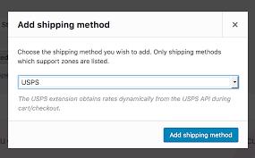 Usps Shipping Method Woocommerce Docs