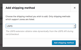 Usps Shipping Quote Interesting USPS Shipping Method WooCommerce Docs