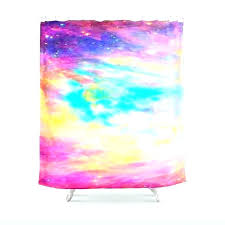 star shower curtain hooks colorful shower curtains abstract galaxy bright colorful shower curtain blue star shower