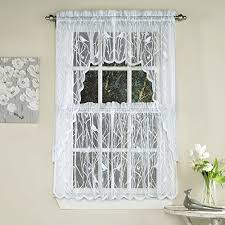 Kitchen Lace Curtains