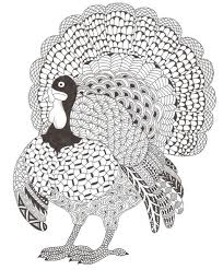 Small Picture Adult Coloring Pages Thanksgiving