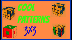 Rubik's Cube Tricks And Patterns