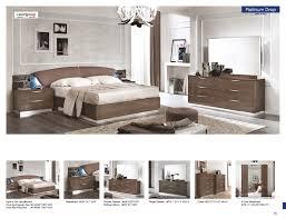 platinum maxi nightstand
