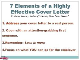 Elements Of A Good Cover Letter Free Cover Letter Creator Resume Cover Letter Creator Free Cover 27