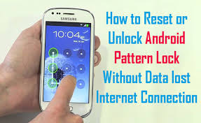 How To Unlock Android Phone Pattern Lock Without Gmail
