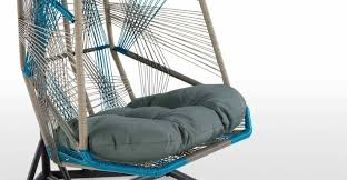 modern outdoor hanging chairs. chair furniture modern outdoor hanging stand basket cushions chairs