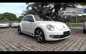 2012 Volkswagen Beetle 2.0 TSI Start-Up and Full Vehicle Tour ...