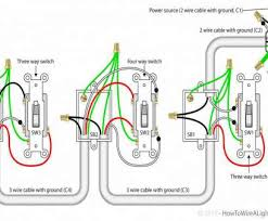 how to wire way switch power in middle simple standard tele how to wire way switch power in middle best 4 switch wiring