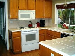 brown painted kitchen cabinets. Light Brown Kitchen Cabinets Painted White