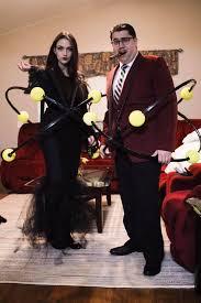 atoms addams family morticia gomez costumes