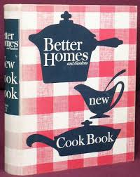 better homes and gardens cookbook. Better Homes And Gardens New Cookbook 1962 5 Ring Binder Red White Click To Enlarge D