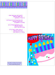 Free esl for resources for kids are one of our best offers. Printable Birthday Cards