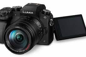 Panasonic's Lumix G7 boasts 4K video and photo skills