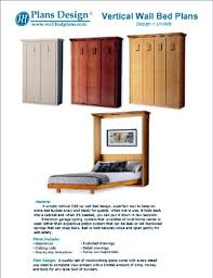 diy wall bed. Low-Cost DIY Murphy Wall Bed Frame Woodworking Plans King, Queen, Full And Diy